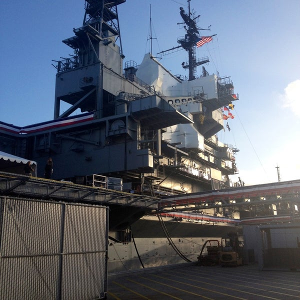 Photo taken at USS Midway Museum by brian M. on 5/30/2013