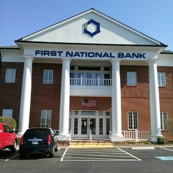 Photos At First National Bank Of Tennessee Crossville Tn