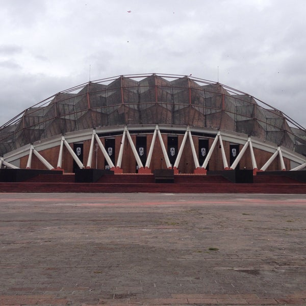 Puente Palacio De Los Deportes Foro Sol Aut Dromo Hermanos