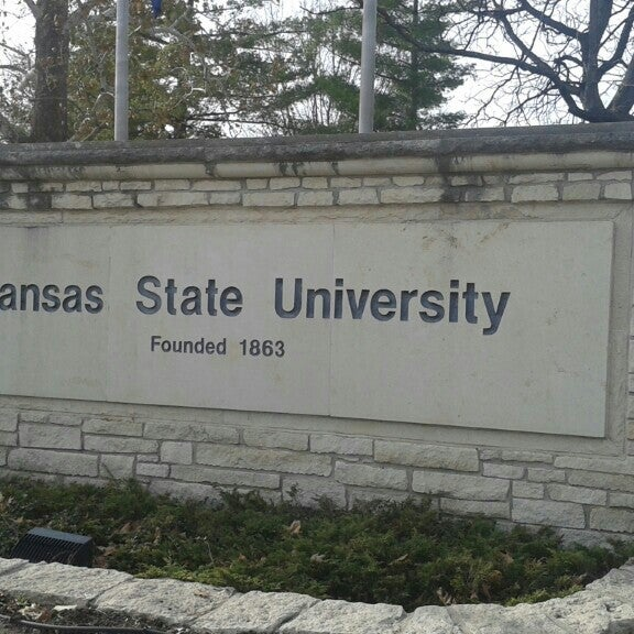 Photo taken at Kansas State University by Andy A. on 12/5/2015