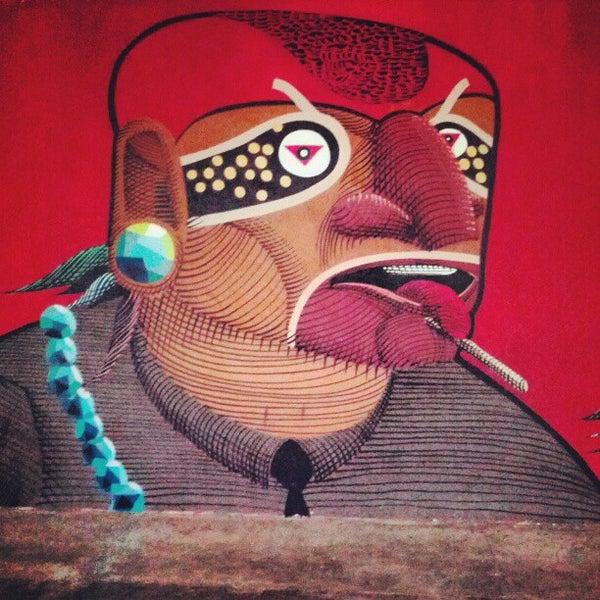 Foto tirada no(a) Museu Afrobrasil por Maneco M. em 12/13/2012