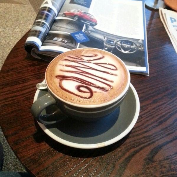 Bush Inn Coffee Culture
