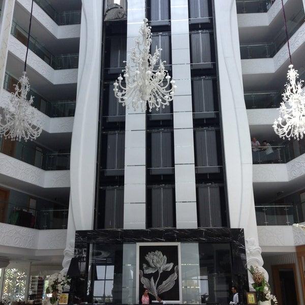 5/18/2013에 Ирина Ю.님이 Q Premium Resort Hotel Alanya에서 찍은 사진