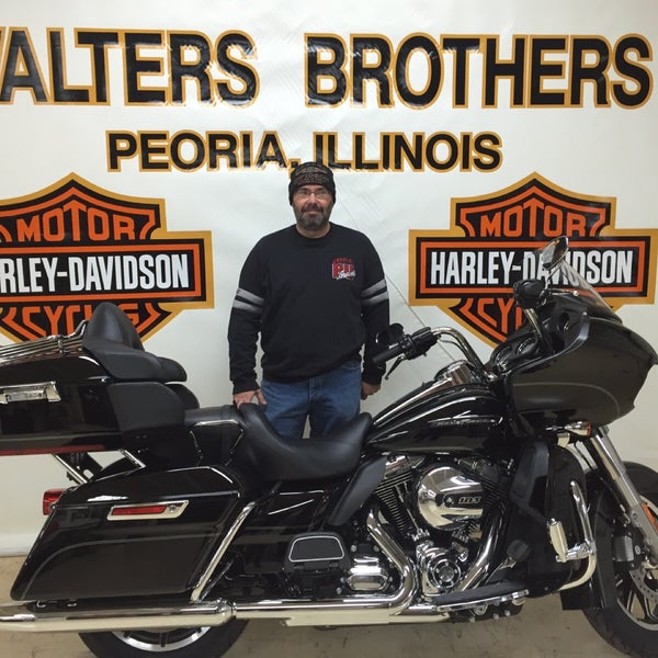 Photos at Walters Brothers Harley-Davidson - Peoria, IL
