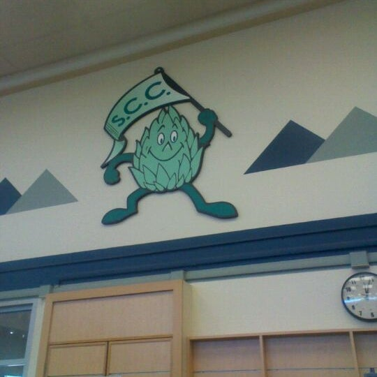 Photo taken at SCC Student Center by Aja B. on 8/29/2011