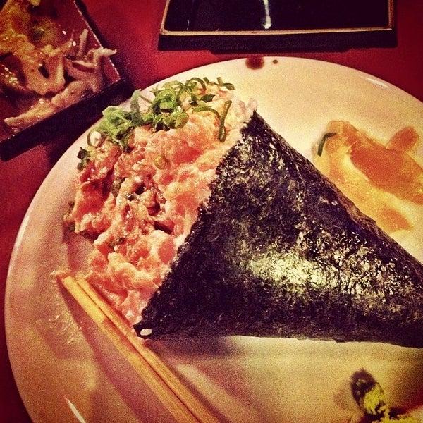 Foto tirada no(a) Hachi Japonese Food por Gustavo L. em 4/21/2014