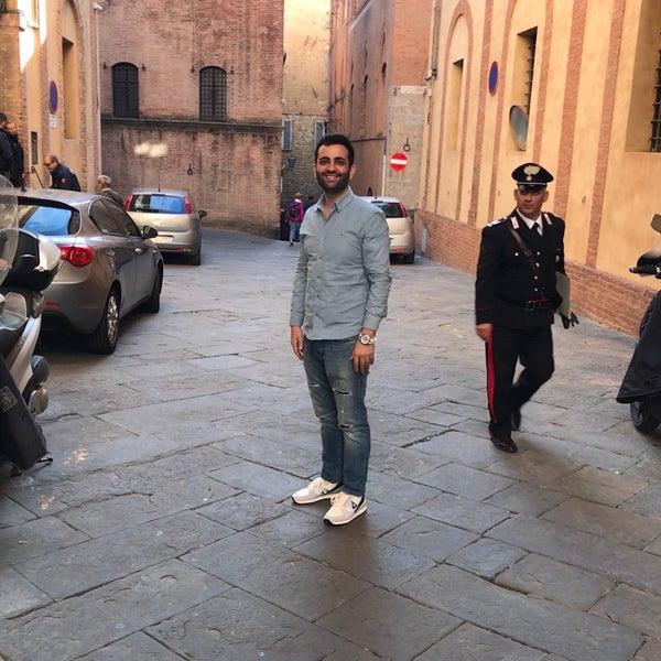 Photo taken at Siena by Yunus Ç. on 11/4/2017