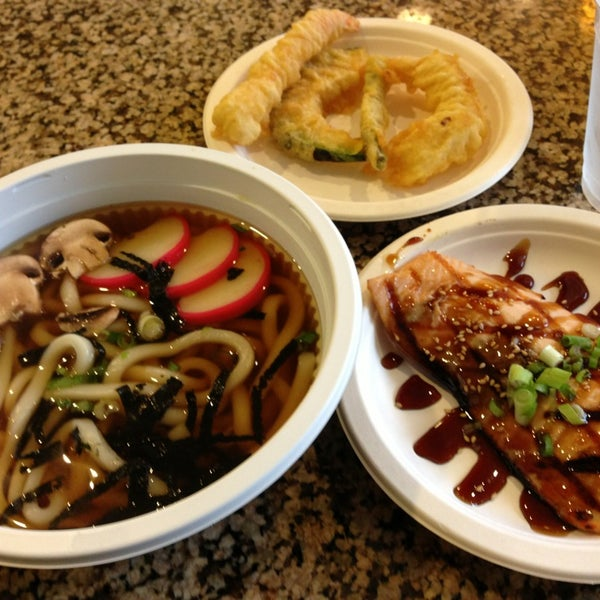 Photo taken at Sansai Japanese Grill by warrent s. on 8/27/2013