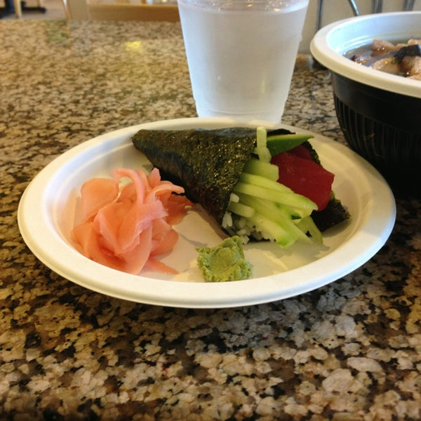 Photo taken at Sansai Japanese Grill by warrent s. on 8/30/2013