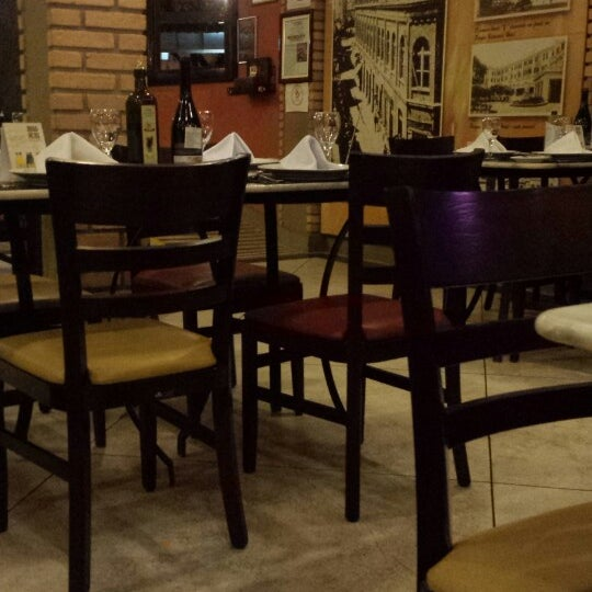 Photo taken at Canal 4 Restaurante e Pizzaria by Remildo M. on 7/26/2013