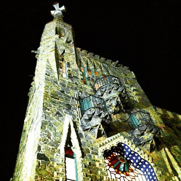 Foto tomada en Torre Bellesguard por Esperança M. el 5/17/2015