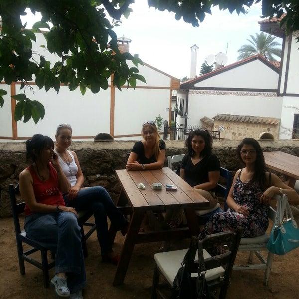 Photo taken at Bademaltı by Pınarr C. on 6/14/2013