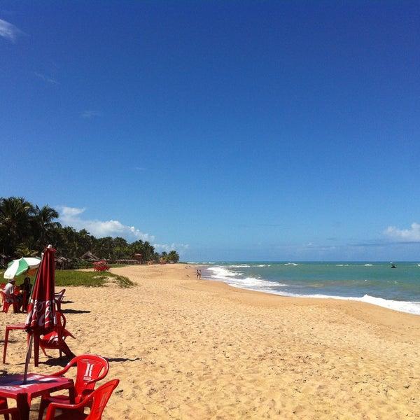 รูปภาพถ่ายที่ Praia de Guaxuma โดย Alex C. เมื่อ 6/7/2013