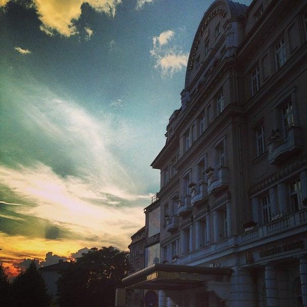 Das Foto wurde bei Hotel Fürstenhof von Christian K. am 8/17/2013 aufgenommen