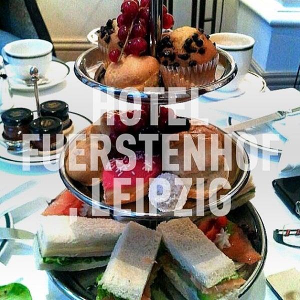 Das Foto wurde bei Hotel Fürstenhof von Christian K. am 2/9/2013 aufgenommen
