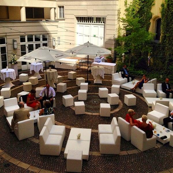 Das Foto wurde bei Hotel Fürstenhof von Christian K. am 8/4/2013 aufgenommen