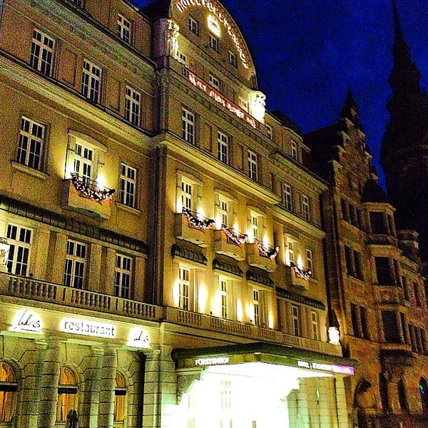 Das Foto wurde bei Hotel Fürstenhof von Christian K. am 12/29/2012 aufgenommen