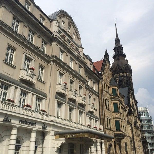 Das Foto wurde bei Hotel Fürstenhof von Christian K. am 7/26/2014 aufgenommen
