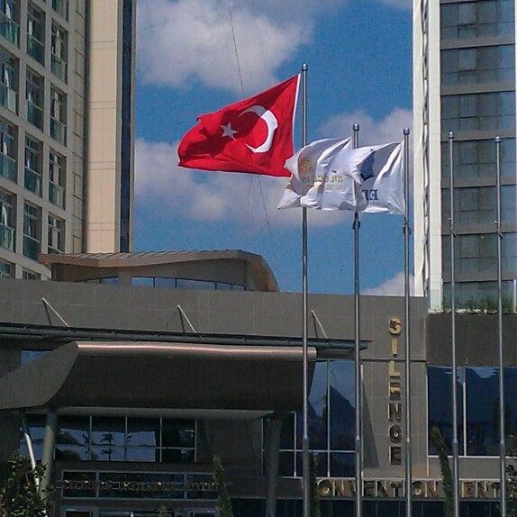 Foto diambil di Silence Hotels Istanbul oleh Suat K. pada 8/20/2013