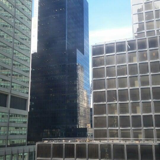 Photo taken at DoubleTree by Hilton Hotel Metropolitan - New York City by Adam S. on 3/19/2015