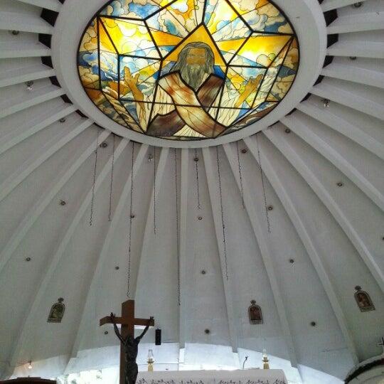 Photo taken at Sto. Niño de Paz Community Chapel by John Paul L. on 1/1/2013