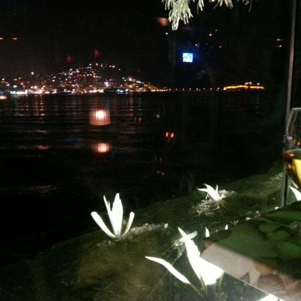 5/4/2013 tarihinde Tuğçe D.ziyaretçi tarafından Cafe Marin'de çekilen fotoğraf