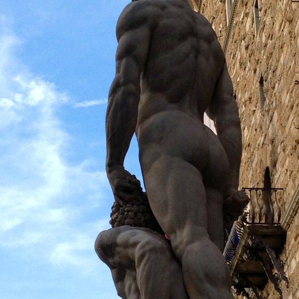 Photo taken at Uffizi Gallery by Paul S. on 5/11/2013