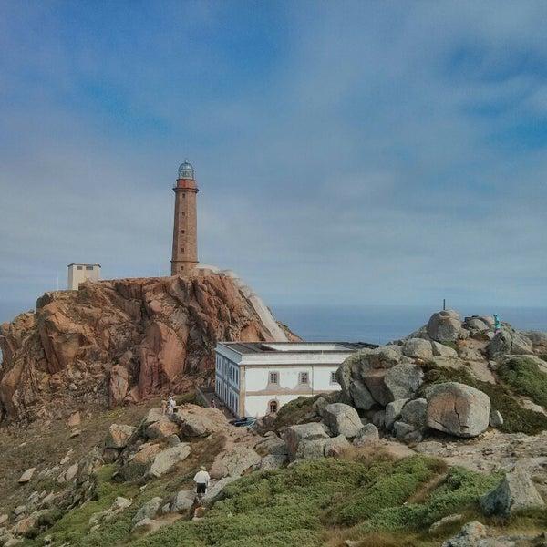 Photo taken at Faro de Cabo Vilán by Vanesa C. on 8/23/2013