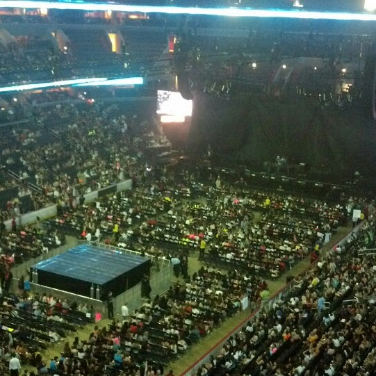 Photo taken at Verizon Center by Andy M. on 6/23/2013