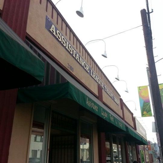 Long Beach Aids Food Store