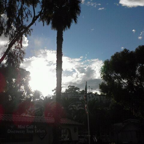 Photo taken at Santa Catalina Island by Airalin B. on 10/1/2011