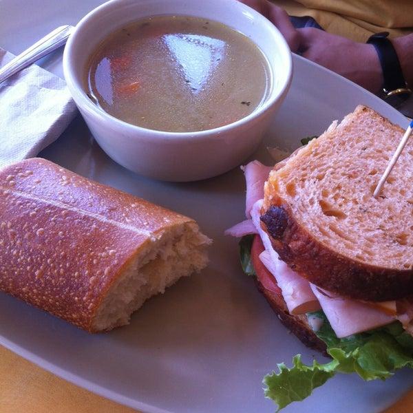 Photo taken at Panera Bread by Vita S. on 5/21/2013