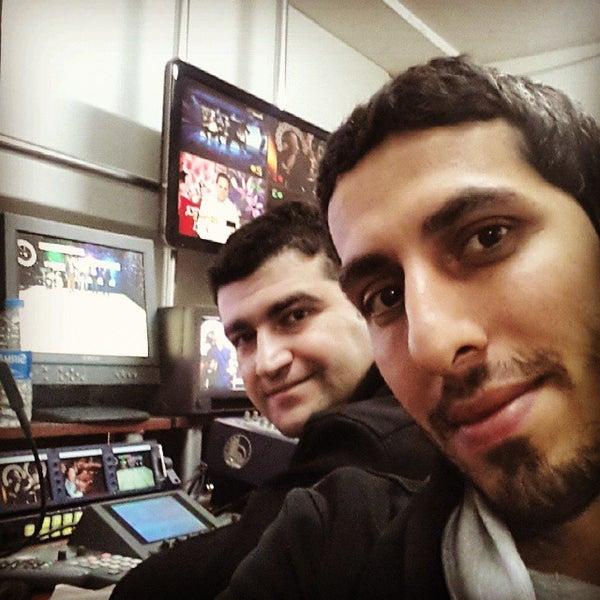 2/28/2015 tarihinde Şahin K.ziyaretçi tarafından Rumeli Tv'de çekilen fotoğraf