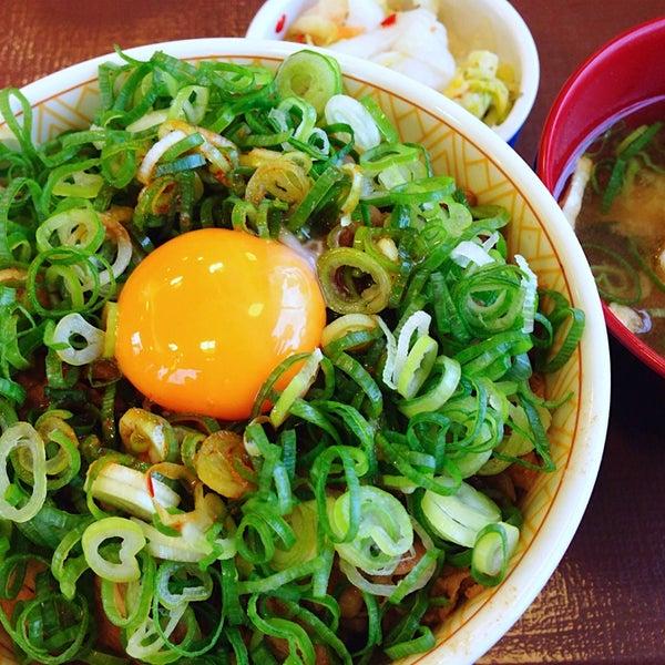 Foto tirada no(a) すき家 新居浜外山店 por monchhichi™ em 8/17/2014
