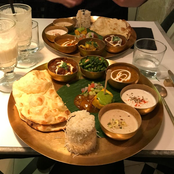 Best Authentic Indian Food In Paris