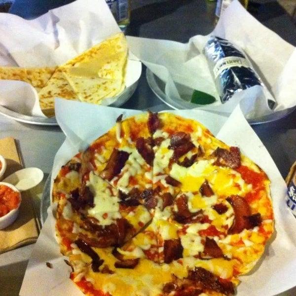 Photo taken at Army Navy Burger + Burrito by Jatrizia B. on 2/10/2014