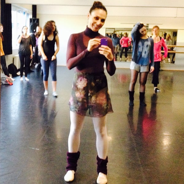 Photo prise au New York City Dance School par Marcela B. le1/25/2015