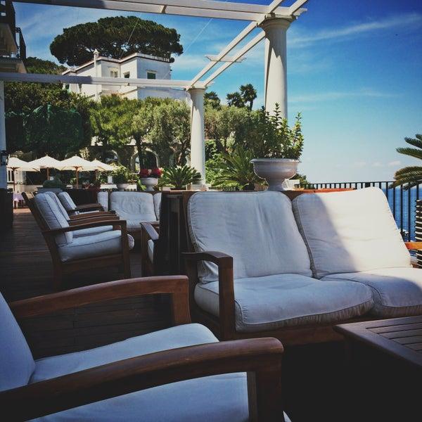 6/2/2014にA A.がJK Place Capriで撮った写真