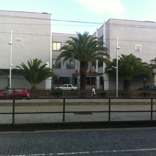 Foto tomada en FGULL - Fundación General de la Universidad de La Laguna por Eduardo D. el 12/13/2012