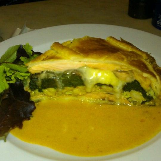 Photo prise au Restaurant de l'Ogenblik par Roberto N. le9/19/2012
