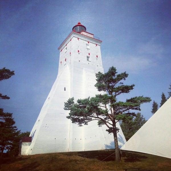Photo taken at Kõpu tuletorn    Kõpu Lighthouse by Kristiina K. on 8/3/2014