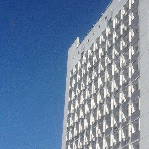 Снимок сделан в Готель «Мир» / Myr Hotel пользователем Рустам Б. 3/29/2014