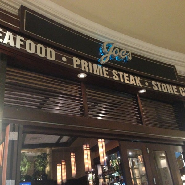 7/26/2013にDoug N.がJoe's Seafood, Prime Steak & Stone Crabで撮った写真