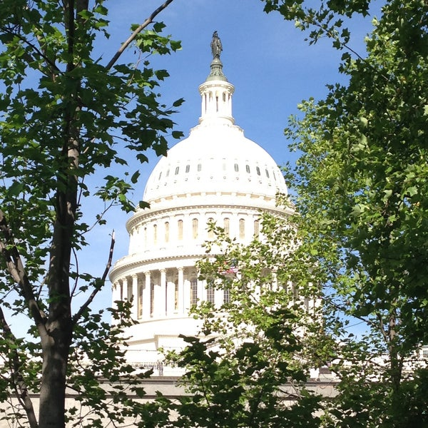 Photo taken at United States Capitol by Georgia V. on 5/4/2013