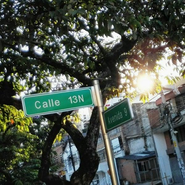 Photo taken at Barrio Granada by JOSE LUIS S. on 12/28/2014
