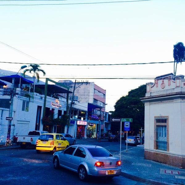 Photo taken at Barrio Granada by JOSE LUIS S. on 12/29/2014