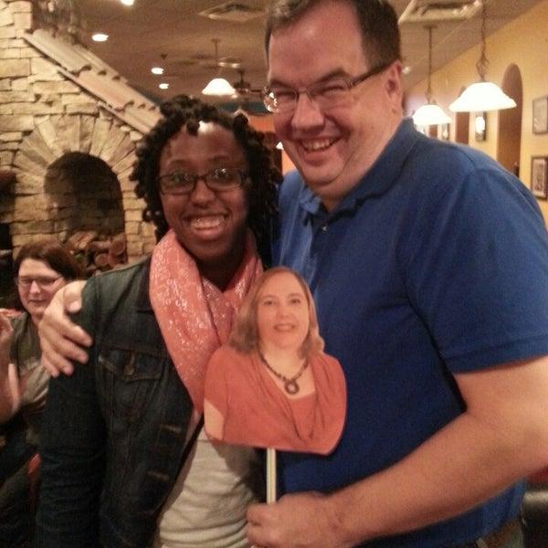 Photo taken at Elizabeth's Pizza by D. W. on 10/14/2013