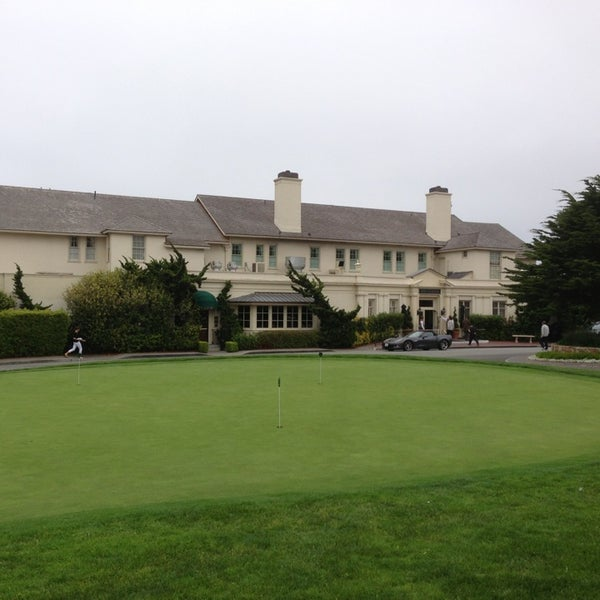 Photo taken at The Lodge at Pebble Beach by Kirk Y. on 7/20/2013