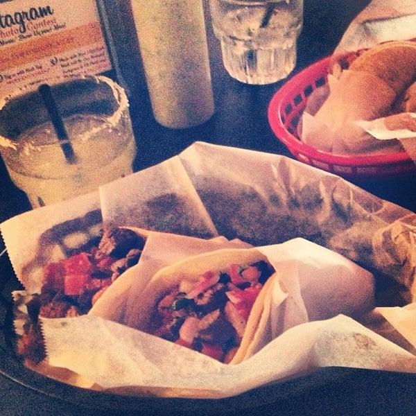 Photo taken at Nick's Crispy Tacos by Jennifer P. on 7/3/2013