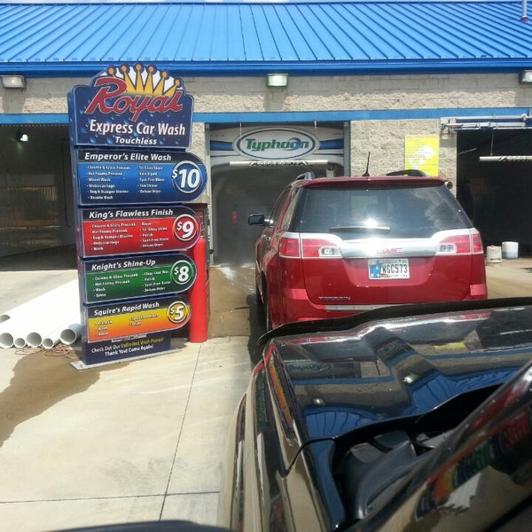 Royal car wash evansville west side 1 tip from 114 visitors solutioingenieria Choice Image